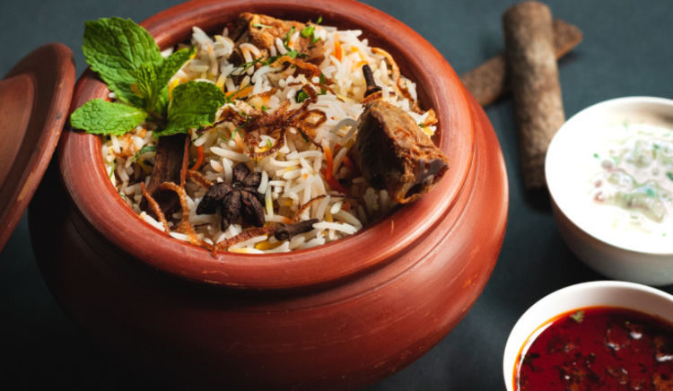 Order in your favorite Biryani from these restaurants in the city