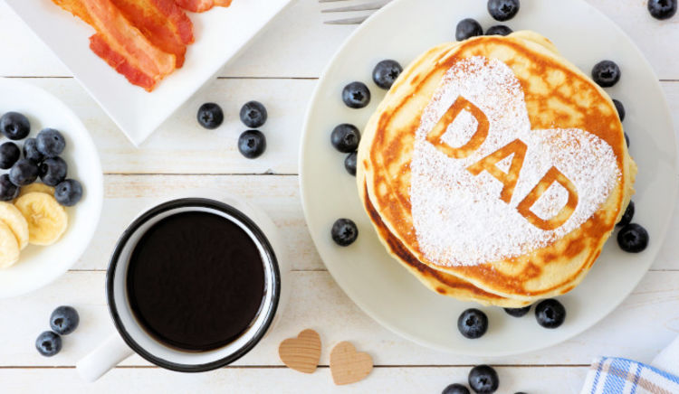 Your guide to the perfect Father's Day celebration