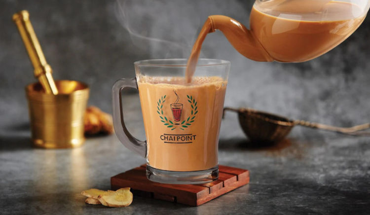 Your tea & snack genie for those busy WFH days!