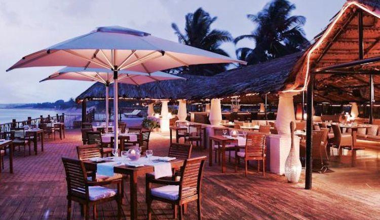 Best bars and restaurants in Goa