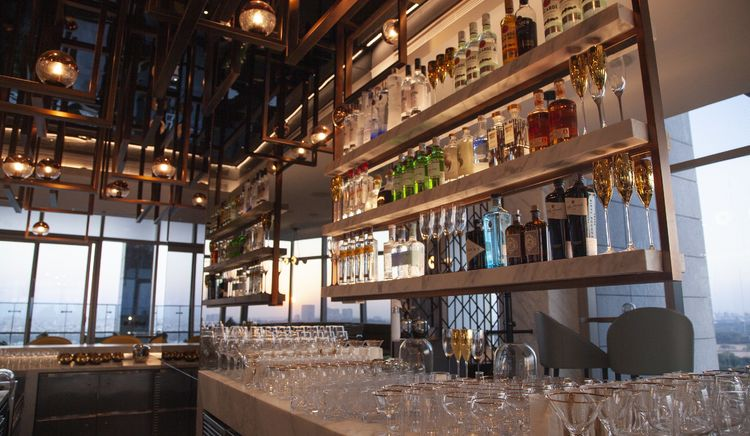 Wanting to visit a stylish cocktail bar, then Copitas is the best place for you to go to