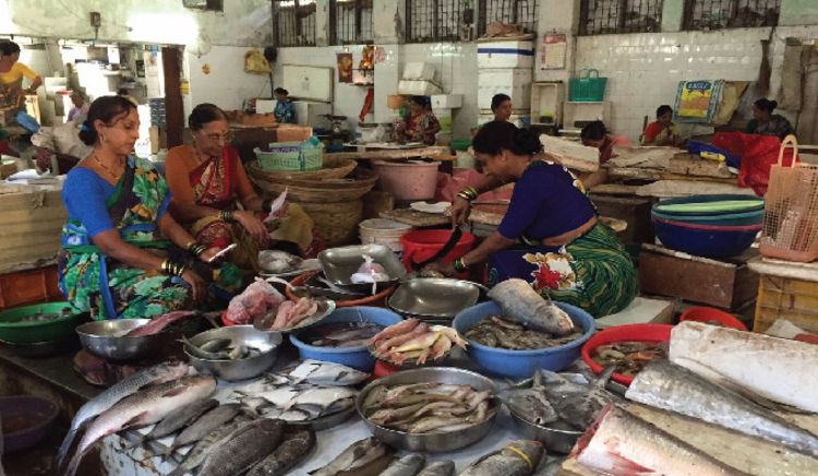 Famous fish markets
