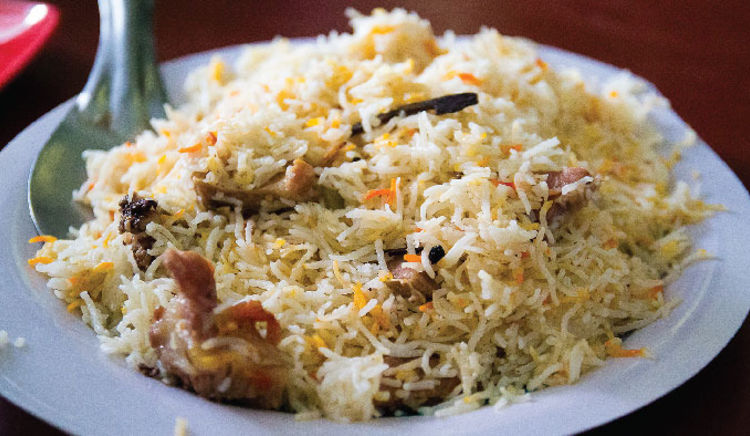 Where to head for your fill of biryani in the city