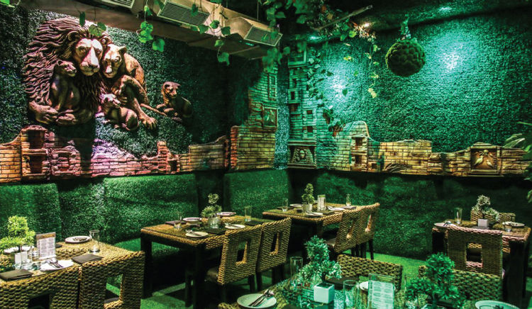 Where to head for that innovative ambience