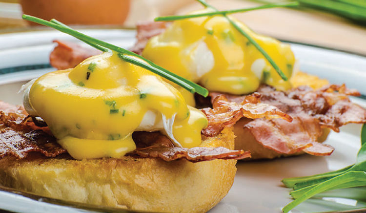 Six egg-based dishes that will knock your socks off