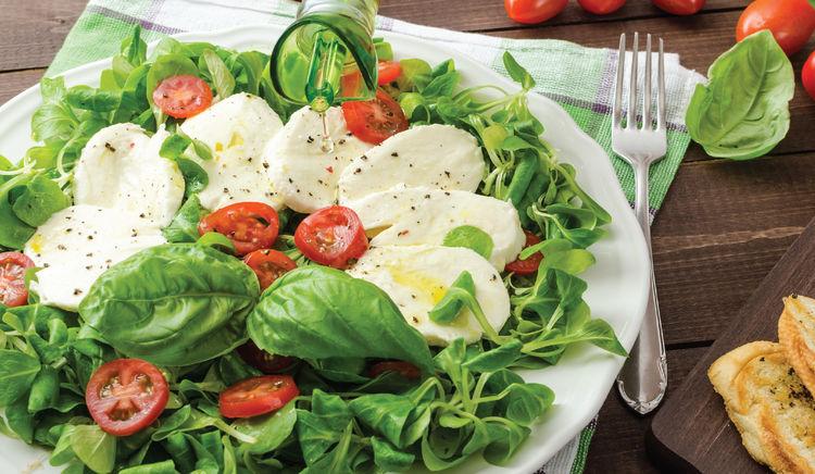 Some of the tastiest salads in Mumbai