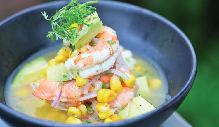 Peruvian food making its way to India