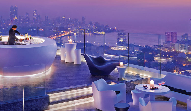 A good deal is a meal served with spectacular a view