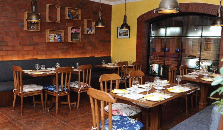Caffé Tonino, Connaught Place (CP), Delhi NCR